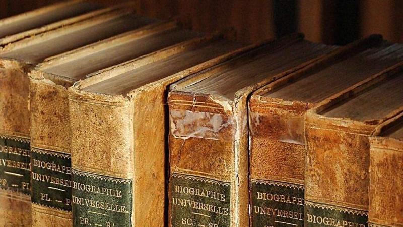 根据气味,科学家对旧书进行了分类