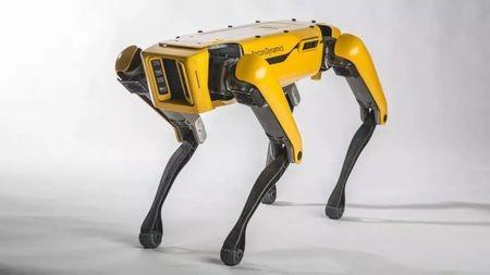 三次升级后的这只波士顿动力的机器狗竟把开门的技能get了!的头图