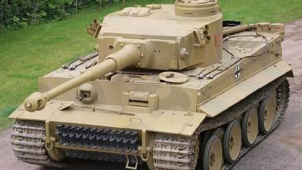战争泥泞里幸存的老虎们:现存德军虎式坦克纵览