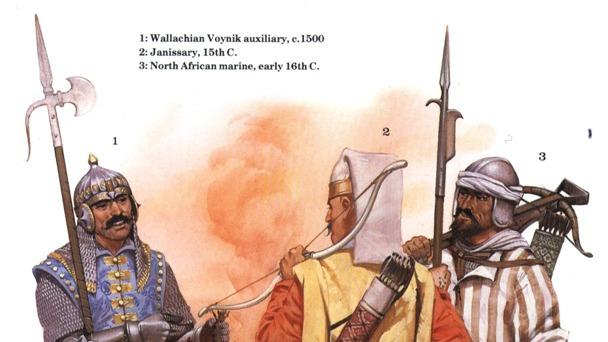 帖木儿死后崛起,骑兵比奥斯曼帝国还精锐:波斯白羊王朝传奇的头图