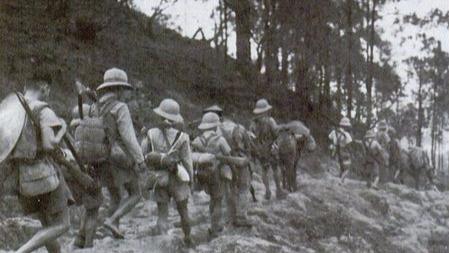 逃入中国才有生路!法国外籍兵团也搞过长征?的头图