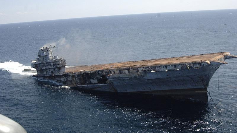 历史上,美国有哪些航母被击沉?