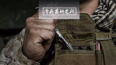 近身格斗钢笔可以作为暗器?从劫持空姐事件说说战术笔的杀伤力的头图