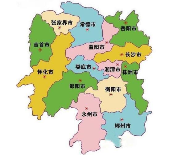 湖南省2o18年经济总量_湖南省地图