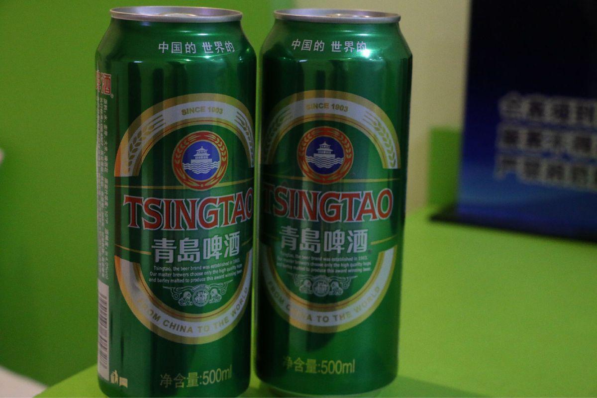 �9��9�9�&9��_在北京的九天时间里,几乎每天两支青岛啤酒,我感觉喝点啤酒烤鸭缓解疲