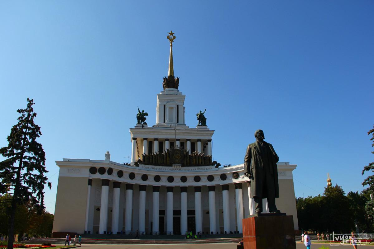 莫斯科 圣彼得堡旅游攻略图片71
