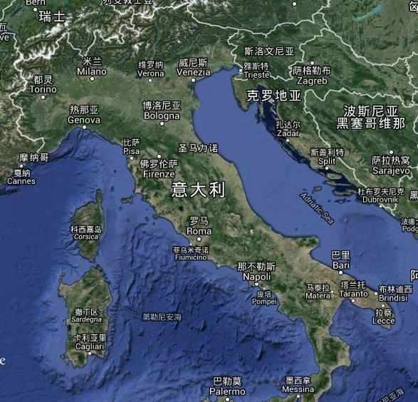 2014年航拍地图高清版