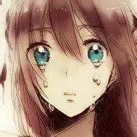 动漫女孩哭的头像_求动漫伤心欲绝,哭泣的女生图片_百度知道