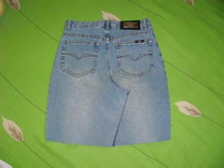 牛仔裤改造牛仔裙_牛仔裤改牛仔裙的方法_百度知道