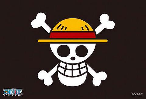 海贼王劳的标志_求个和海贼王里的草帽海贼团标志一模一样的符号 最好有颜色的 ...