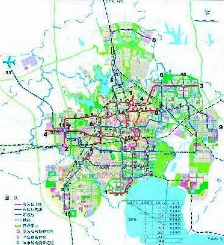 肥西乡镇行政地图