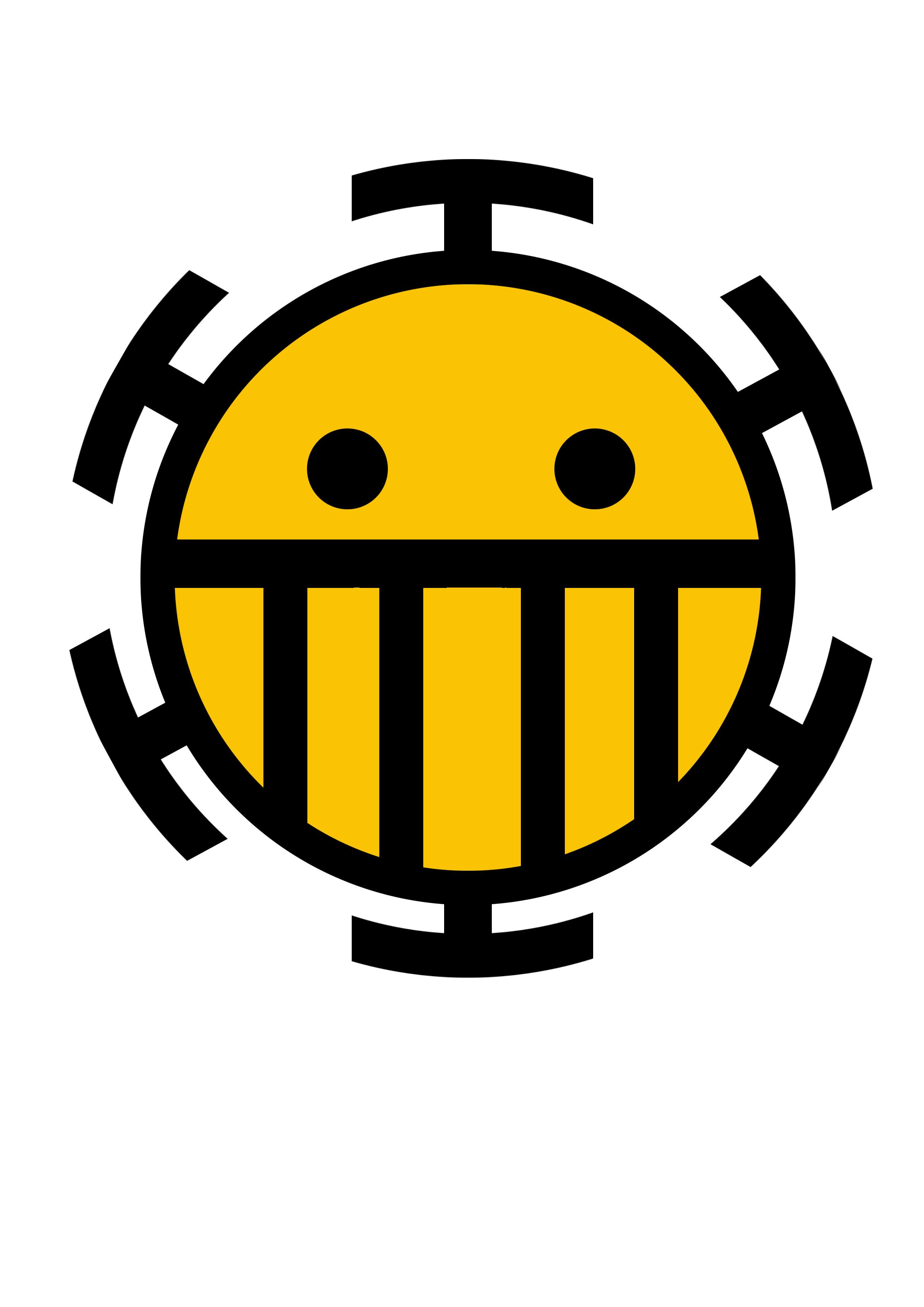 海贼王劳的标志_海贼王 罗的标志_百度知道