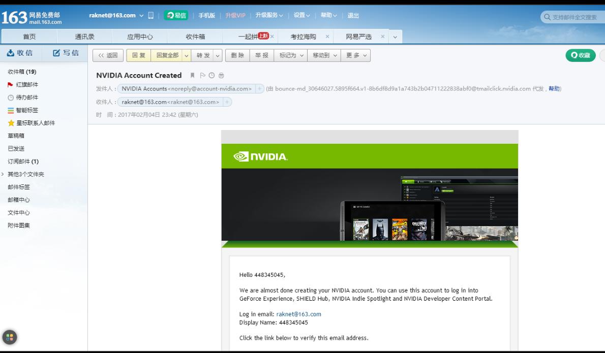 NVIDIA GeForce Experience要怎么注册账号?_百度知道