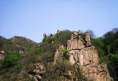 黄山奇石图片资料_黄山奇石还有那些怪石?_百度知道