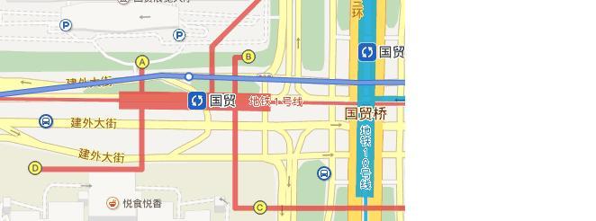 從北京地鐵一號線轉到香河縣的938路在哪兒坐圖片
