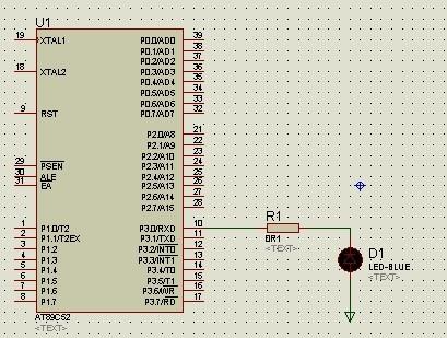 测试技术答案_STC89C52单片机接了二极管之后为什么不工作? 原理图在下边 ...