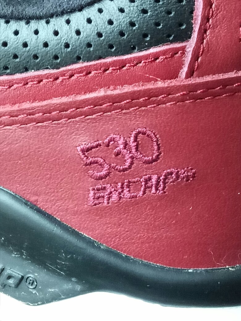 sale retailer b43f7 074f6 求鉴定nb m530vtb鞋标真假_百度知道