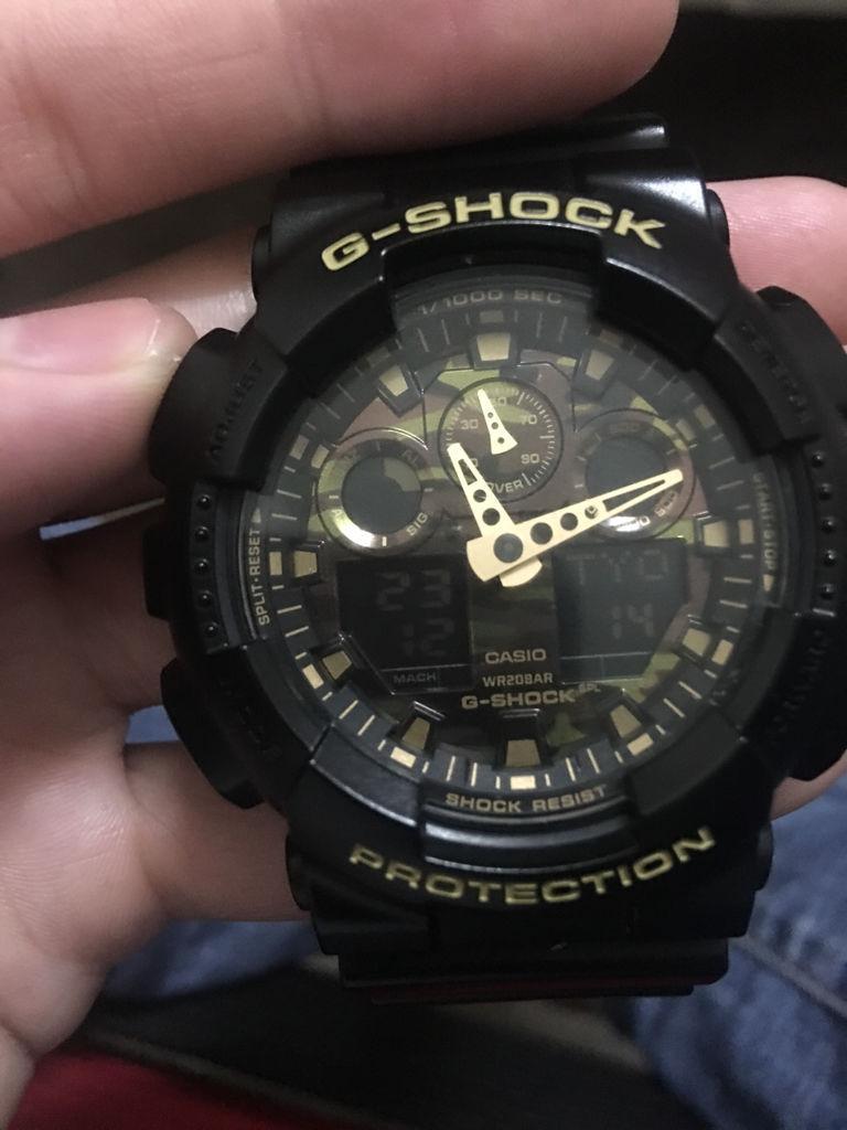 卡西欧拆弹专家手表里面有两个小圈一个跟着秒