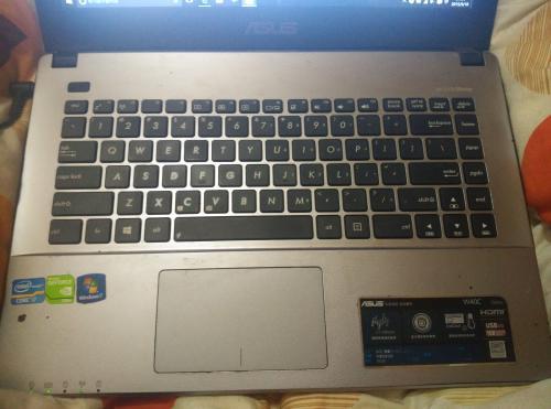 华硕笔记本键盘解锁_华硕笔记本键盘怎样解锁?_百度知道