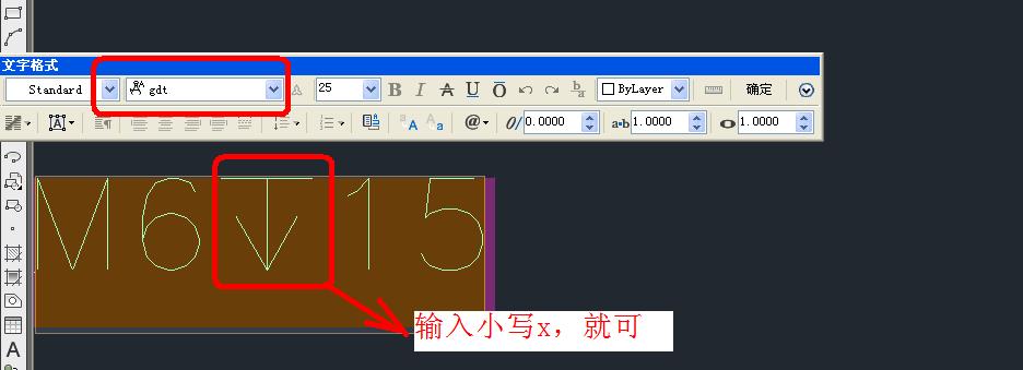 cad里面的直径符号和螺纹符号怎么标注_标注尺寸时cad中螺纹孔深度 那个符号怎么标注出来?_百度知道