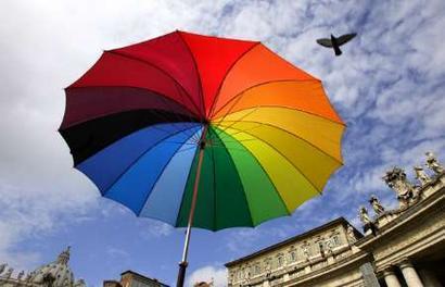 雨伞英文怎么说?