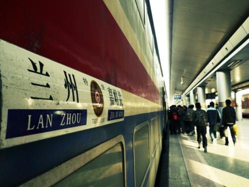 敦煌火车站到市区_西安到敦煌的火车一共经过哪些站?在哪一站查票?_百度知道
