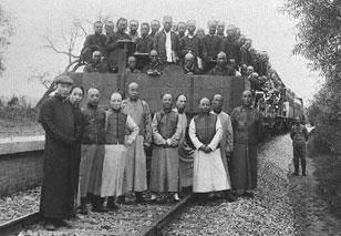 近代中国铁路发展的原因