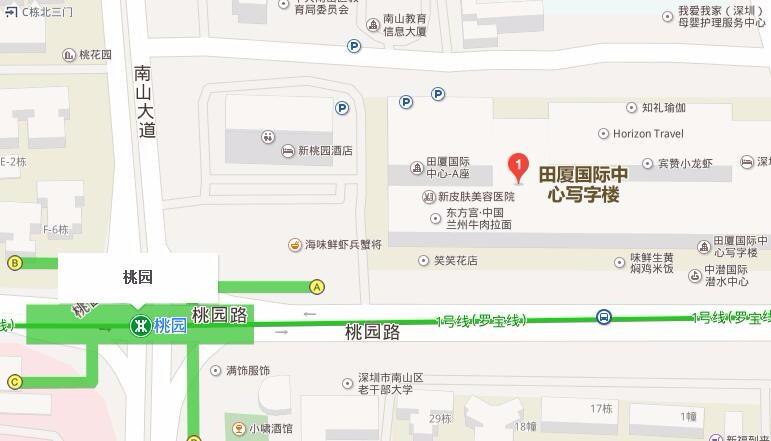 上海金牛广场几号线