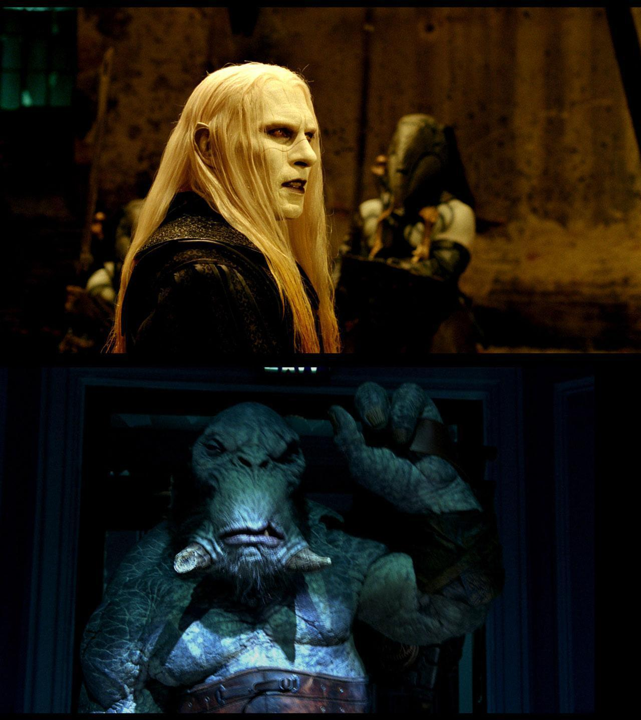 求 地獄男爵 阿努拉王子 或 麗茲?雪曼清晰圖片
