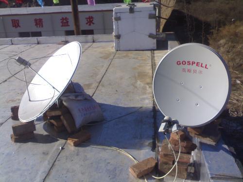 卫星电视接收器_小锅电视卫星接收器如何安装和调测
