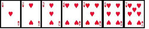扑克八卦数字意思