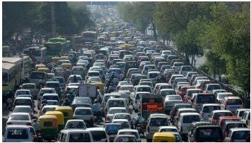 缓解城市拥堵的方法