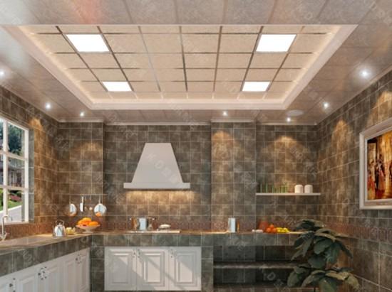 是要厨房集成吊顶效果图吗?