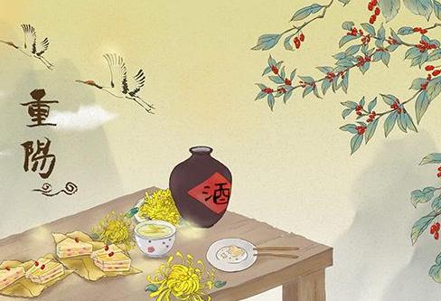 重阳节该吃什么_重阳节一般要吃什么东西啊?_百度知道