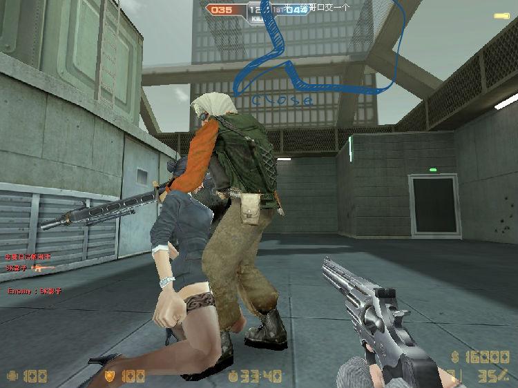侧挂英�_玩csol生化3英雄模式用什么枪比较好?还有用什么生化角色比较好?