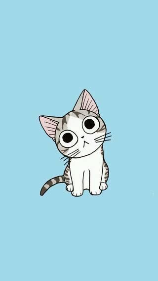甜甜起司猫国语版_求图,甜甜私房猫里的小奇猫,卡通的。不要真版。萌高清,越 ...