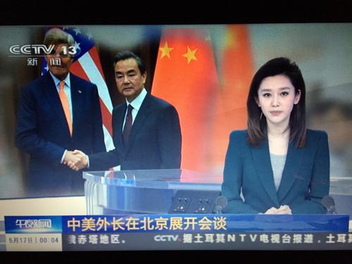 午夜女主播_cctv新闻 午夜新闻女主播是谁呀?