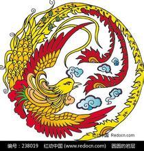 誰可以把圖片上的九尾妖狐化成一個圖騰,要有顏色,要豎著的圖片