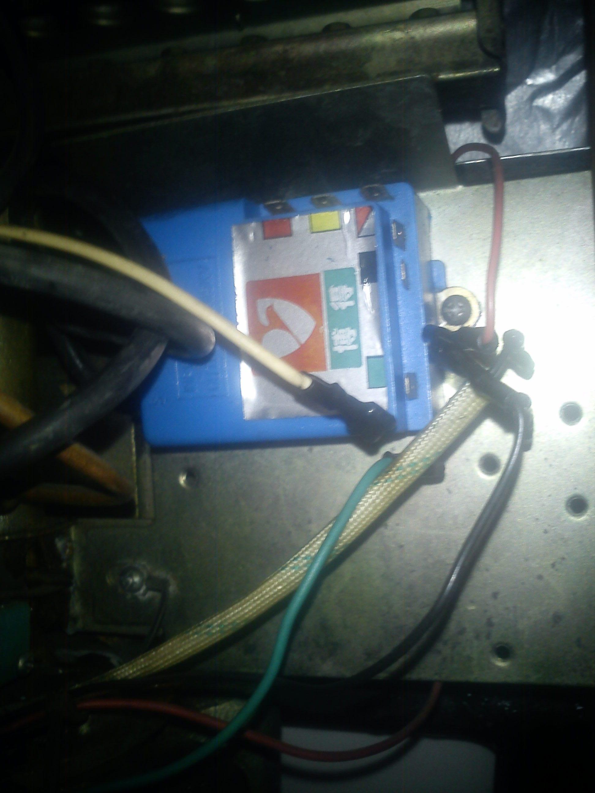 脉冲点火器_燃气热水器脉冲点火器如何接线_百度知道