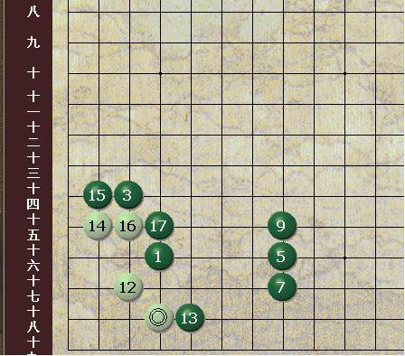 围棋棋盘交叉点_围棋里什么是三三_