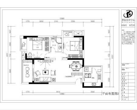 60平方米的房子設計圖