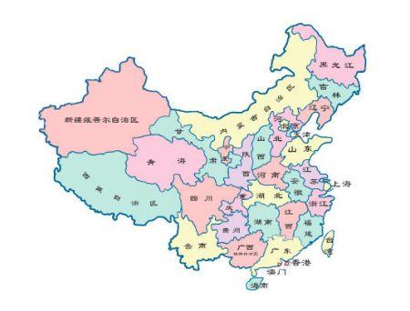 东北九省_我国西南和东北都有哪些省,以及它们在地图上的位置