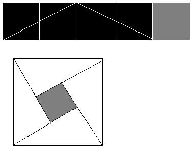 一块长方形苗圃的长_把一张长5厘米,宽1厘米的的长方形纸片分成五块,使它拼成一个 ...