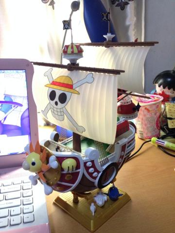 桑尼号的结构_海贼王万代船模型拼装的【包括小人】的小人多大,跟高达mg里的 ...