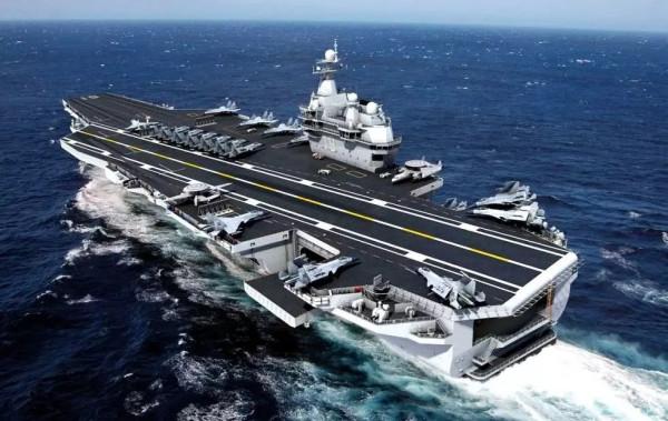 中国现正在的军事气力奈何?