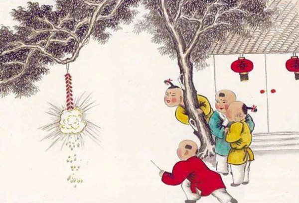 王安石写元日的故事_元日的作者是北宋诗人王安石,这首诗描绘了,什么的景象 ...