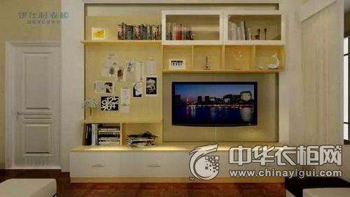 客厅的电视柜怎么设计图片