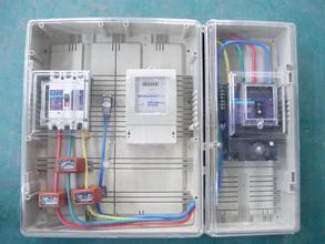 三相四线互感电表_三相四线电表箱带互感器的开关布置_百度知道