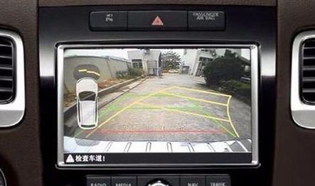 倒车影像怎么看图解_倒车影像图怎么看图解_百度知道