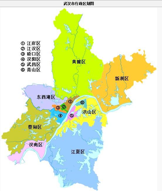 武汉各区gdp排名gdp_2017年武汉各区GDP排名出炉,猜猜江夏排第几